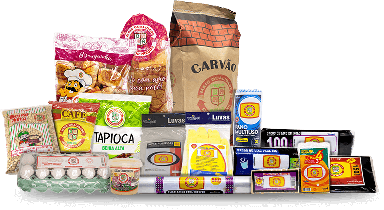 Beira Alta Supermercados
